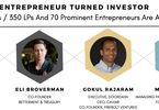 Access here alternative investment news about Entrepreneur Turned Investor