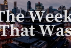 Access here alternative investment news about Editor's Take: The Week That Was -- July 6-10