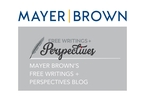 Access here alternative investment news about On Point. - Real Estate Investment Trusts (reits) | Mayer Brown Free Writings + Perspectives