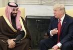 trump-voices-support-for-saudi-shakeup-as-iran-accuses-us-of-meddling