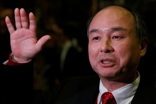 Access here alternative investment news about SoftBank's CEO Clinches His Biggest Deal By Letting Go