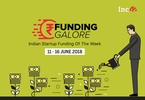 Access here alternative investment news about Funding Galore: Indian Startup Funding Of The Week [09-16 June 2018]