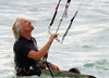 How A Startup Founder Pitched Richard Branson While Kiteboarding